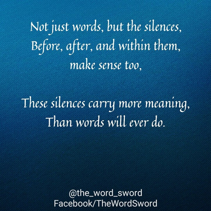 short quotes about life silence short life quotes about words and silence, the word sword blog